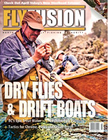 Fly Fusion Magazine - Summer Cover 2011